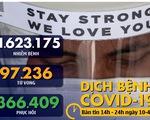 Dịch COVID-19 chiều 10-4: New York nhiều người mắc hơn các nước, Anh gần 1.000 người chết 1 ngày