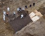 New York xây khu chôn cất tập thể