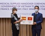 Khẩu trang Việt Nam tỏa ra thế giới
