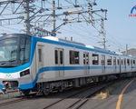 Đoàn tàu metro số 1 Bến Thành - Suối Tiên chạy thử ở Nhật Bản