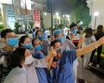 Bộ Y tế yêu cầu Bệnh viện Bạch Mai báo cáo vì vi phạm giãn cách xã hội