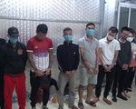 Bắt 11 thanh niên tụ tập hát karaoke, dùng ma túy bất chấp giãn cách phòng dịch