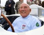 Huyền thoại F1 Sir Stirling Moss qua đời ở tuổi 90