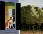 Edward Hopper đã vẽ chúng ta từ 100 năm trước