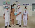 Thêm một bệnh nhân COVID-19 khỏi bệnh sau hai tuần điều trị