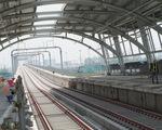 Cận cảnh metro số 1 Bến Thành - Suối Tiên đang hoàn thiện