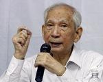 Nhà nghiên cứu trăm tuổi Nguyễn Đình Đầu thao thức khôn nguôi chủ quyền biển đảo