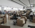 Sân bay Nhật Bản dựng