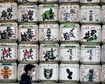 Nhật Bản gợi ý dùng rượu độ cồn cao khi không có nước rửa tay