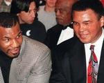 Lại tranh cãi quanh Mike Tyson và Muhammad Ali
