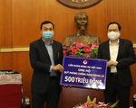 VFF ủng hộ 500 triệu đồng phòng chống dịch COVID-19