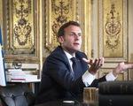Tổng thống Pháp: nói Trung Quốc chống dịch tốt hơn phương Tây là