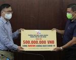 ĐH Công nghiệp TP.HCM góp 500 triệu đồng cho chương trình