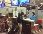 Vietnam Airlines đưa 50 công dân Ý về nước và 4 tấn thiết bị hỗ trợ chống dịch