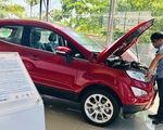 Ford, Honda, Mitsubishi triệu hồi hàng ngàn xe