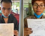 Bắt 2 thanh niên táo tợn cướp tài sản của phụ nữ trên đường phố