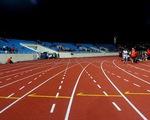 Làm đẹp sân Mỹ Đình đón SEA Games 2021