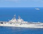 Mỹ cảnh báo thói bắt nạt của Trung Quốc, điều hai tàu chiến ra biển Đông