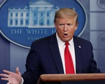 Ông Trump ký lệnh ngưng