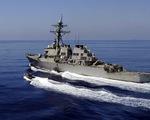 Trung Quốc cảnh báo một tàu Mỹ tuần tra ở Biển Đông