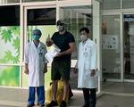 Bệnh nhân người Mỹ nhiễm COVID-19 xuất viện: