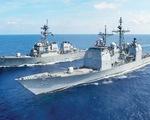 Trung Quốc cản trở tự do hàng hải của Mỹ ở Biển Đông?