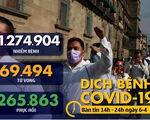 Dịch COVID-19 chiều 6-4: Campuchia không có ca nhiễm mới 3 ngày liên tiếp