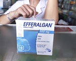 Trước dịch Efferalgan 48.000 đồng/hộp, đang dịch nhà thuốc bán 80.000 đồng
