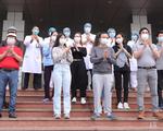 Thêm 11 bệnh nhân ở Hà Nội, 5 ở các tỉnh, ra viện