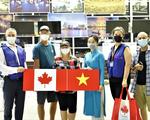 Việt Nam đưa gần 300 công dân tại Canada về nước
