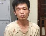 Công an và người dân bắt được nghi phạm dùng dao đâm, chém tài xế taxi