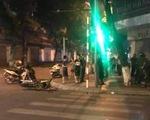 Tạm giữ thanh niên đi xe máy đâm chết người phụ nữ trong đêm