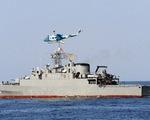 Hải quân Iran xác nhận tên lửa