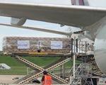 Cầu hàng không đưa hàng trăm triệu khẩu trang Việt sang Pháp