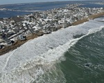 Nghiên cứu mới: Nước biển sẽ dâng cao hơn nhiều so với dự báo