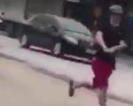 Công an nổ súng tại cổng Trường đại học Hải Phòng để ngăn đánh nhau
