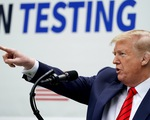 Ông Trump: Kêu gọi đóng cửa kinh tế vì COVID-19 là