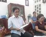 Vụ án Hồ Duy Hải: Luật sư gửi chứng cứ mới đến Chủ tịch nước