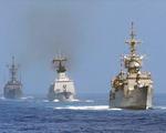 Pháp đáp trả Trung Quốc vụ nâng cấp tàu chiến Đài Loan: