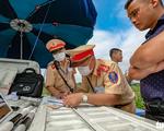 Ngày đầu kiểm tra không cần lỗi ban đầu, CSGT phạt gần 9.000 tài xế