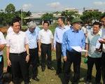"""Bí thư Thành ủy: Huyện Bình Chánh có muốn chấm dứt xây không phép hay muốn """"sống chung"""" với nó?"""