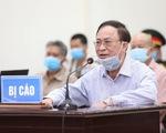 Cựu thứ trưởng Bộ Quốc phòng Nguyễn Văn Hiến và Đinh Ngọc Hệ (Út