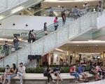Hậu COVID-19 ở Thái Lan: Khách phải đăng nhập ứng dụng giám sát trước khi vào mua sắm