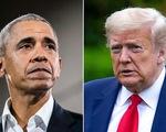 Ông Trump nói ông Obama
