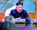 KCNA đưa tin ông Kim Jong Un xuất hiện trở lại, người dân