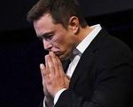 Chỉ một dòng tweet của tỉ phú Elon Musk thổi bay 15 tỉ USD của Tesla