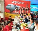 Máy bay chiếm ưu thế, hàng không tung vé hàng triệu vé siêu tiết kiệm