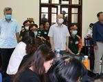 Cựu thứ trưởng Bộ Quốc phòng Nguyễn Văn Hiến lãnh 4 năm tù, Út