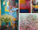 8 họa sĩ mang 'Ngày mới trở lại' rực rỡ sắc màu sau COVID-19