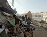 Máy bay chở 107 người rơi xuống khu dân cư ở Pakistan